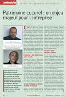 Article Nouvel Entrepreneur Mars 2008